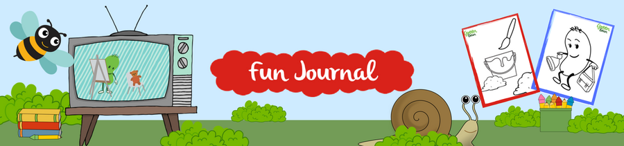 Picture welcoming you to the fun journal